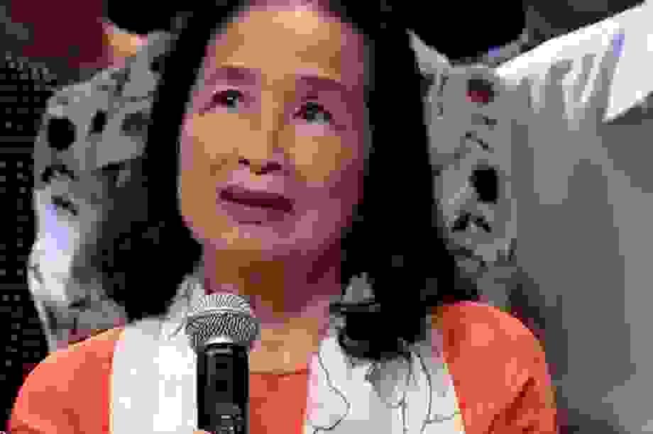 """NSND Trà Giang: """"Nhiều lúc tôi cảm thấy kiệt sức, tuyệt vọng…"""""""