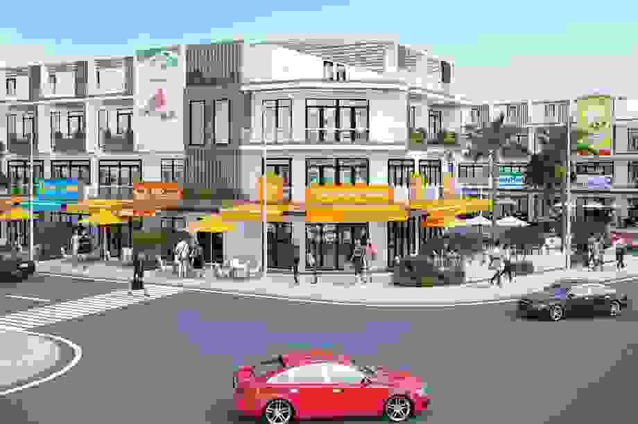 Phố thương mại SaiGon West Broadway Bình Tân: Nâng tầm giá trị cuộc sống