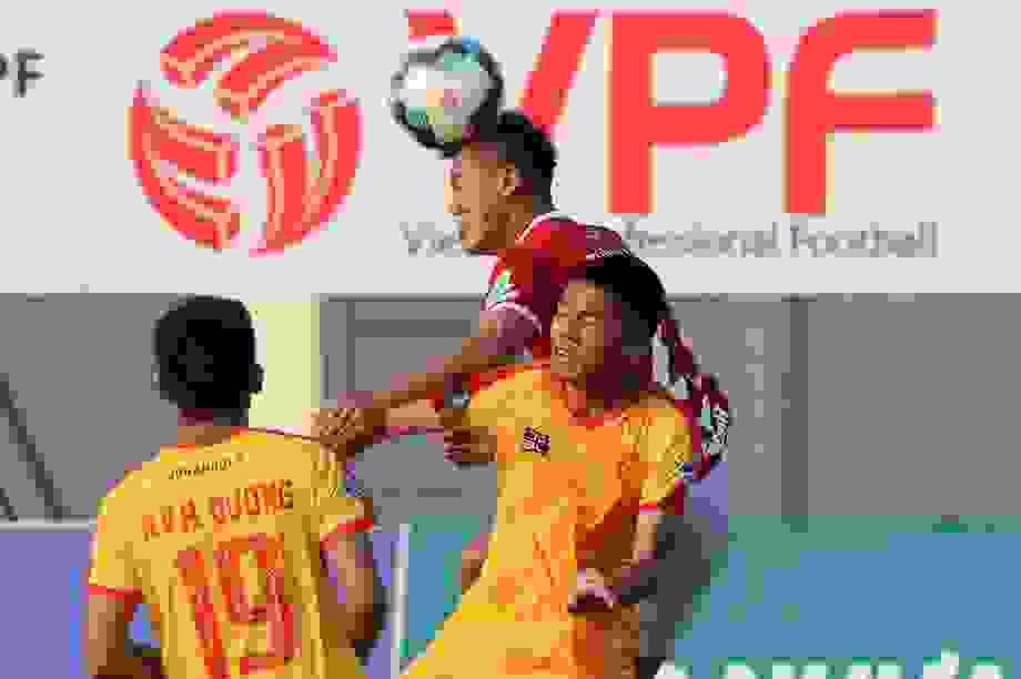 Thắng kịch tính Phố Hiến, Thanh Hoá đi tiếp ở Cúp Quốc gia