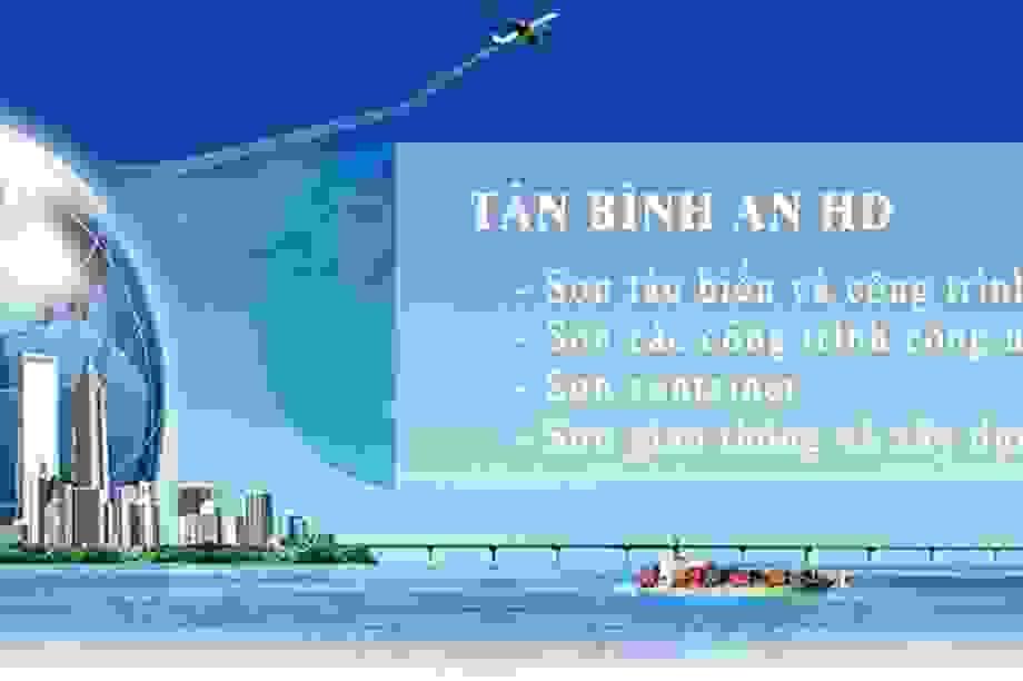 Tân Bình An HD – Cung cấp sơn Sigma chính hãng cho ngành tàu biển