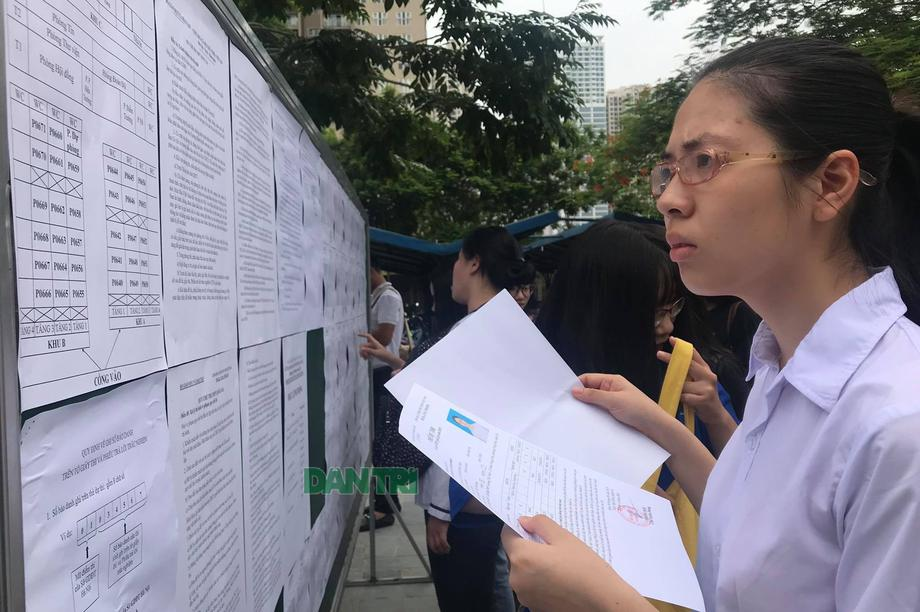 Tuyển sinh vào lớp 10 tại Hà Nội: Trường nào hút nhiều chỉ tiêu nhất?