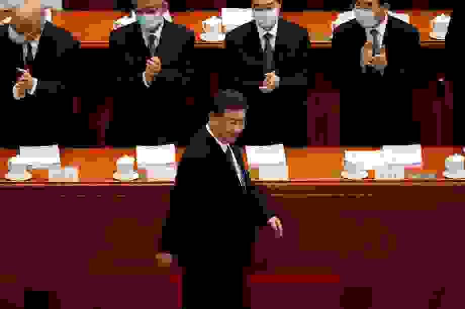 """""""Điểm nóng"""" trong kế hoạch 5 năm của Trung Quốc"""