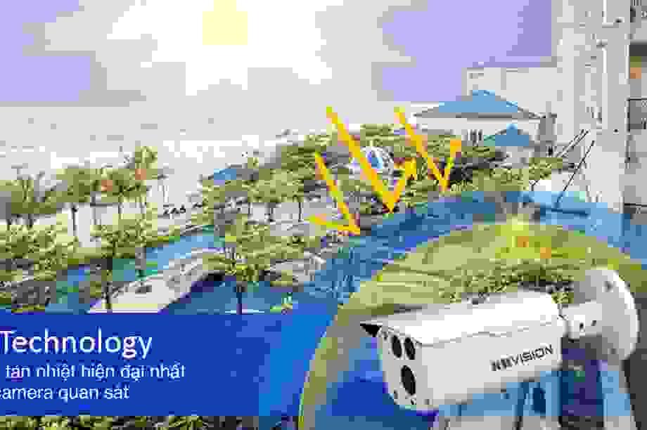 KBVISION: Ryder - Công nghệ giải nhiệt dành cho camera quan sát