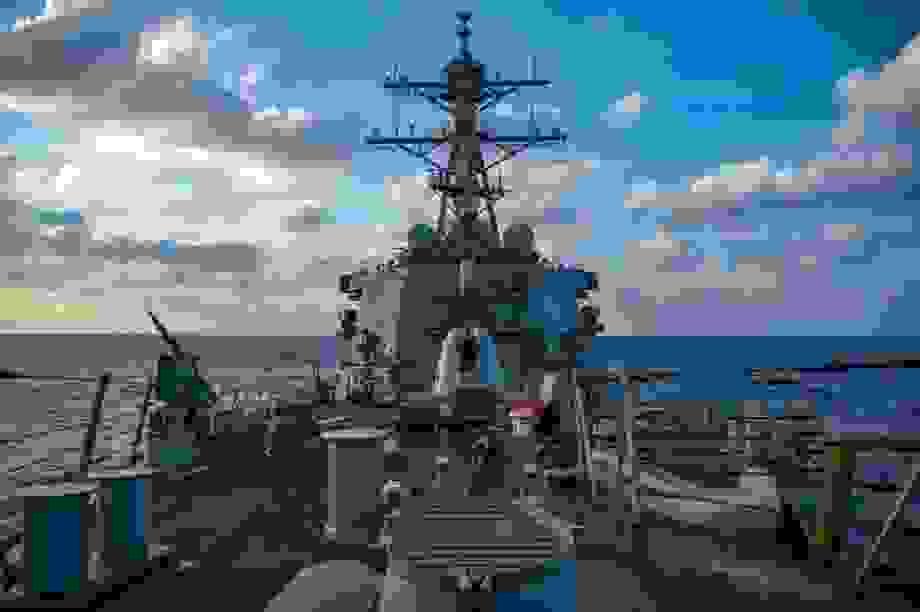 """""""Khẩu chiến"""" Mỹ - Trung có thể khơi mào xung đột ở Biển Đông"""