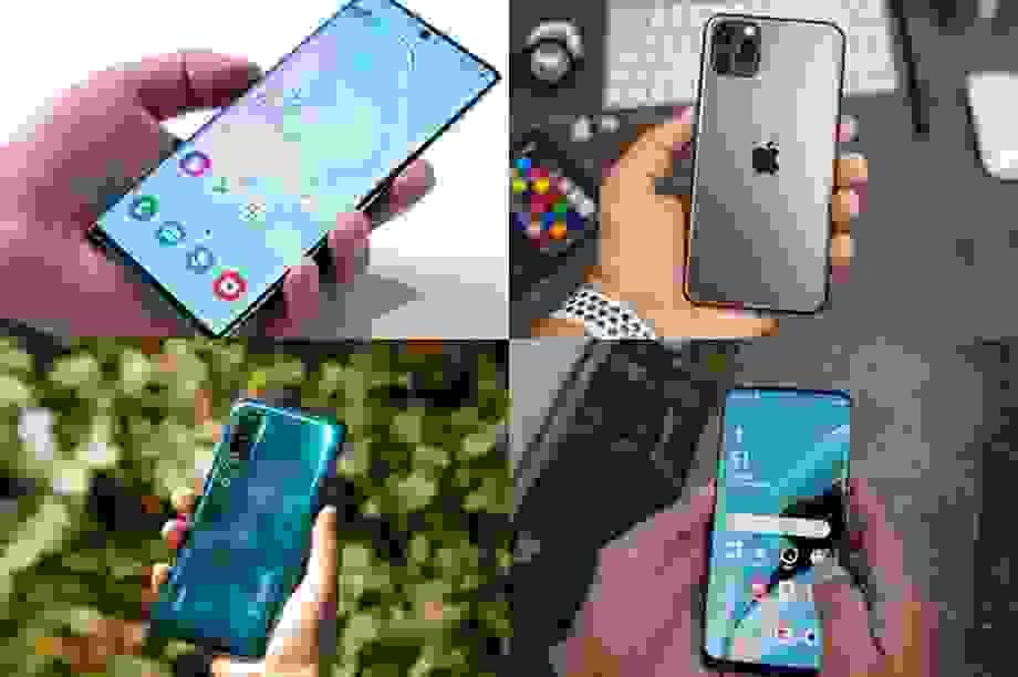 Những smartphone đang có mức giảm giá mạnh cuối tháng 5/2020