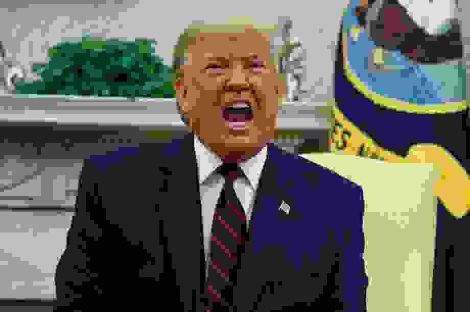 """Doanh nghiệp Mỹ xin ông Trump """"từ tốn"""" đáp trả Trung Quốc"""