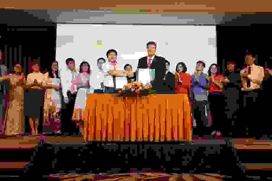 Hợp tác với Hàn Quốc về việc làm cho sinh viên ngành Cử nhân tiếng Hàn