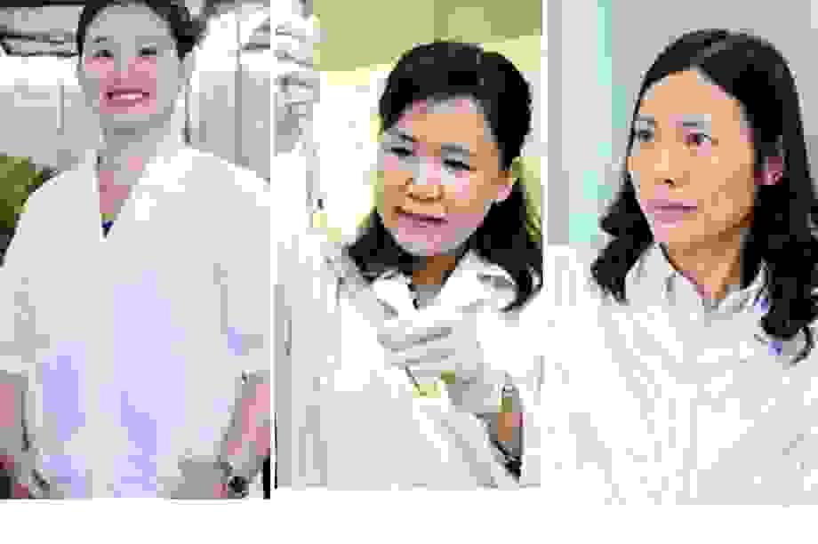 Ba nữ tiến sĩ Việt lọt top 100 nhà khoa học châu Á năm 2020