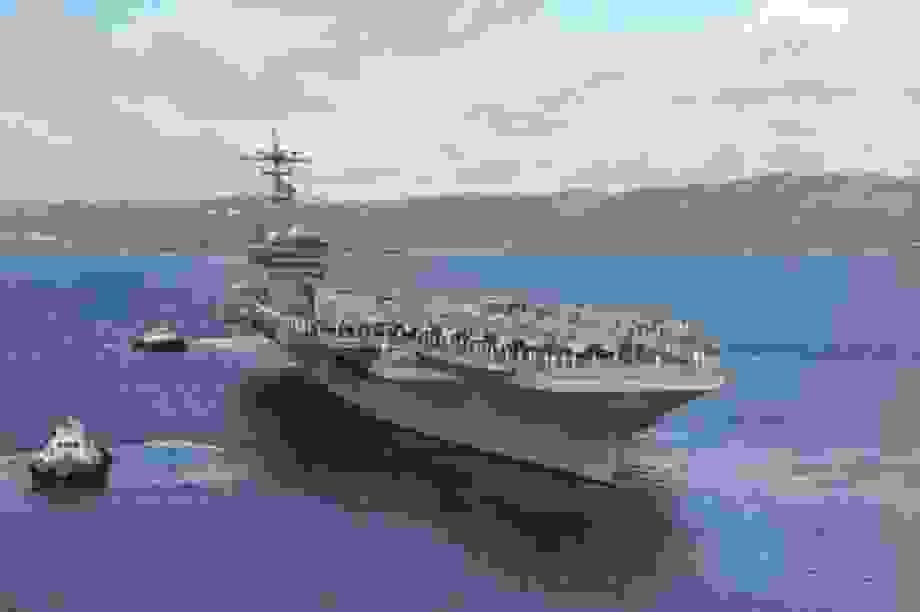 """Mỹ nâng cấp """"tàu sân bay vĩnh viễn"""" Guam để răn đe Trung Quốc"""
