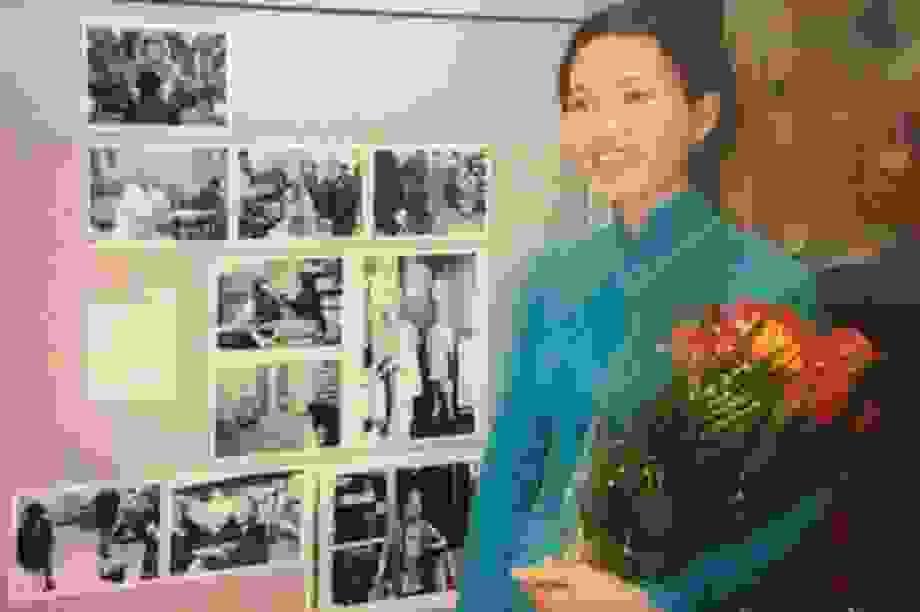 Chuyện trở thành phóng viên hãng tin AP và Bloomberg của cô gái Việt