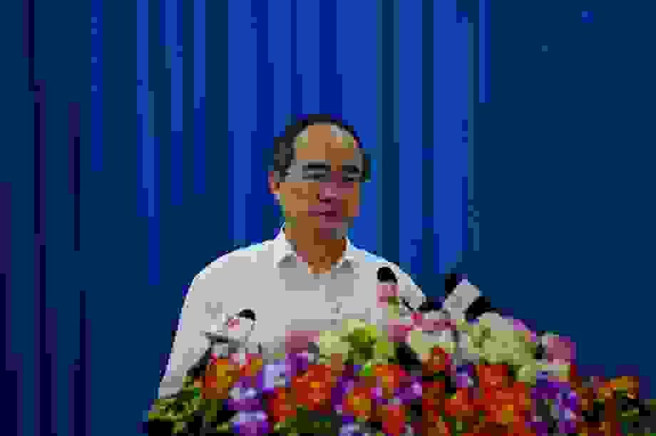 Bí thư Thành ủy TPHCM yêu cầu giải quyết quyền lợi cho cư dân chung cư K300