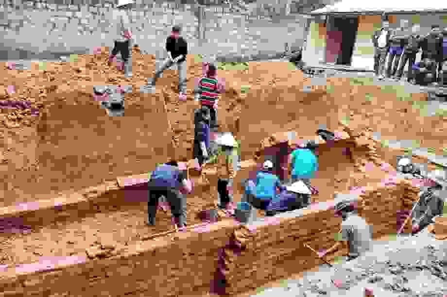 Ninh Bình sẽ di dời mộ gạch từ thế kỷ III về bảo tàng trưng bày