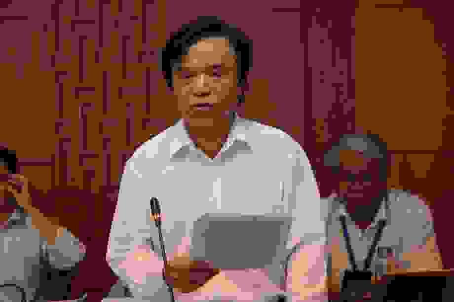 Giám đốc Sở Tài chính Quảng Nam xin nghỉ hưu