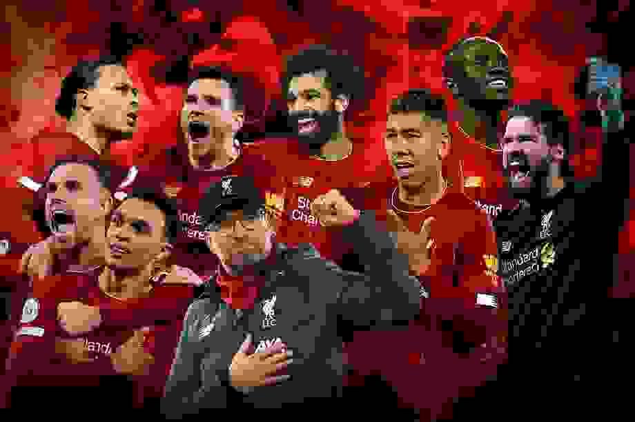 Liverpool: Những nỗi đau đủ lớn và hạnh phúc vỡ òa