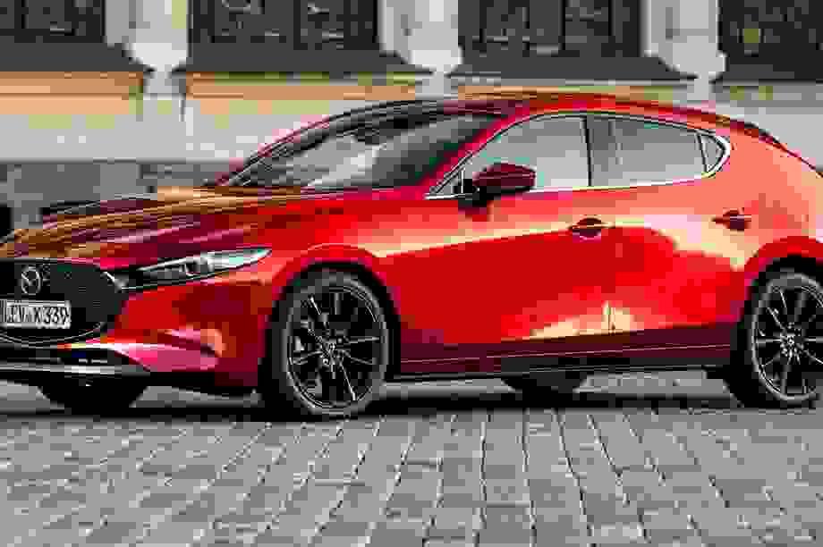 Hãng xe Nhật ngầm xác nhận Mazda3 sẽ dùng động cơ tăng áp