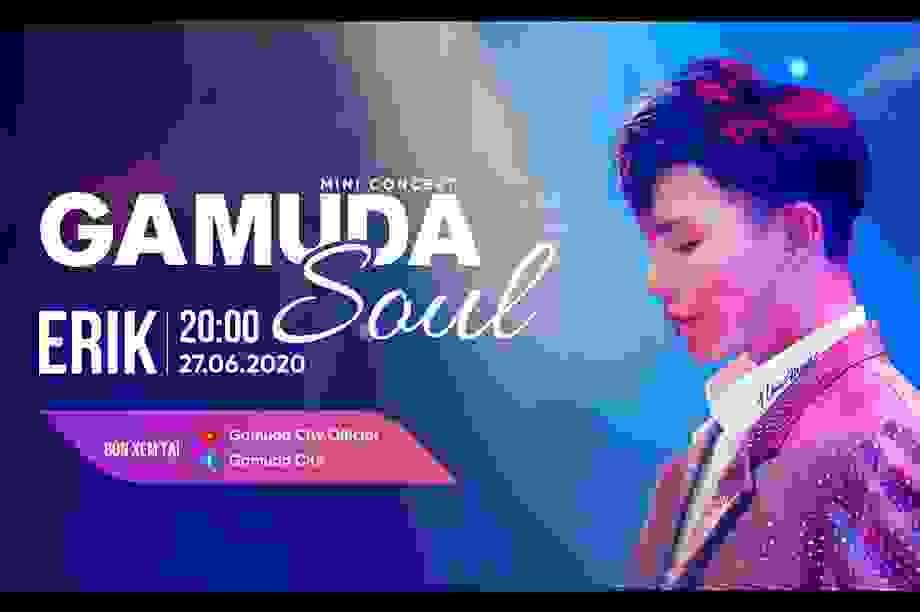 """Chương trình âm nhạc trực tuyến """"Gamuda Soul"""" lần đầu ra mắt công chúng"""