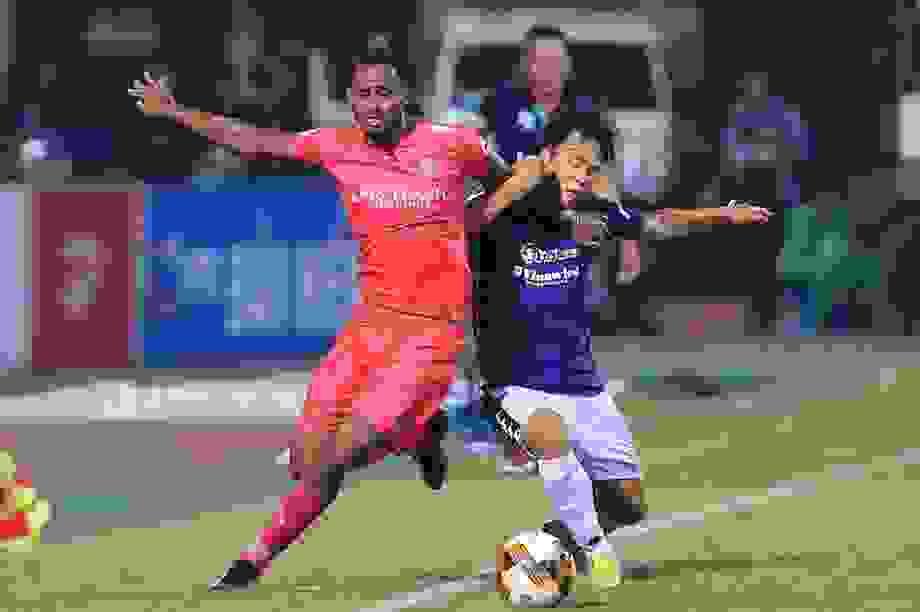 Vòng 8 V-League: Tâm điểm ở sân Hàng Đẫy