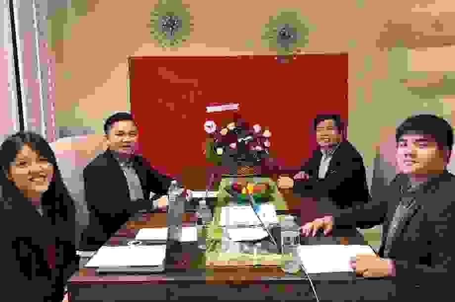 Ra mắt Hội Doanh nhân người Việt tại Mỹ - Venusa