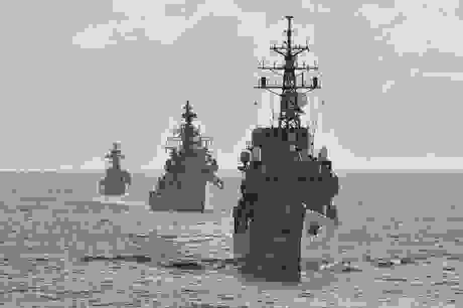 Ấn Độ gia tăng thách thức Trung Quốc trên biển