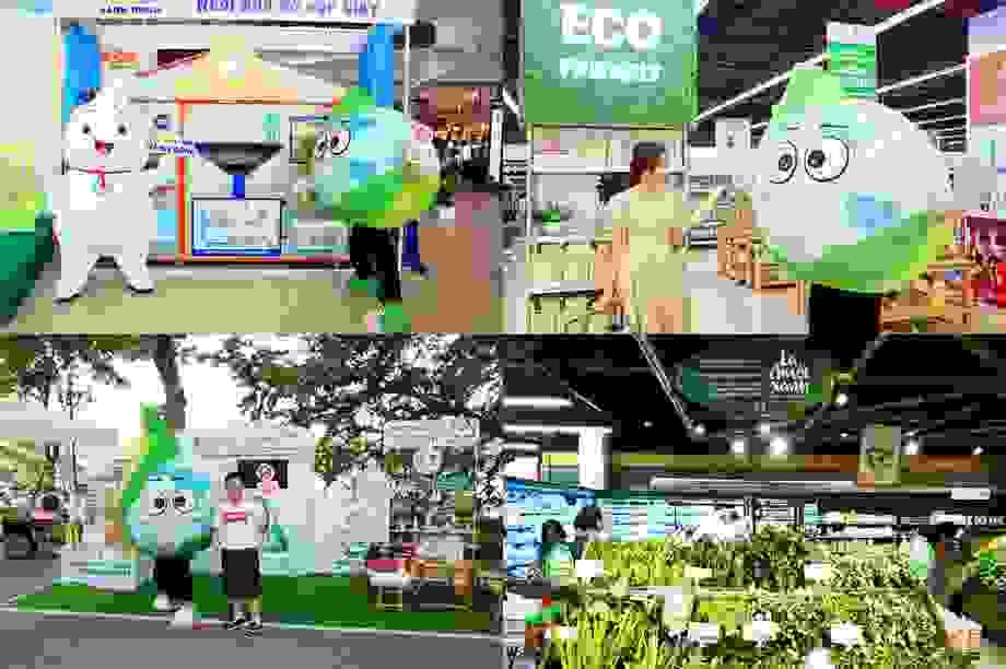Sức hút của doanh nghiệp xanh với người tiêu dùng hiện đại
