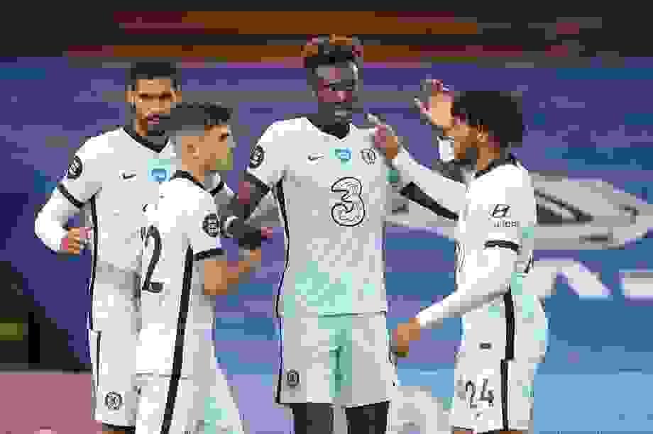Crystal Palace 2-3 Chelsea: The Blues có vị trí thứ 3