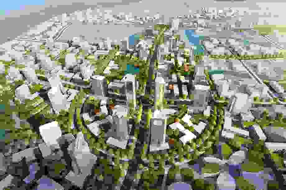 Công bố quy hoạch đô thị Hòa Lạc với 600.000 dân