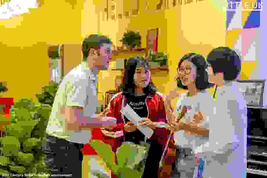 Phòng Chờ Du học - giải pháp toàn diện cho du học sinh mùa Covid-19