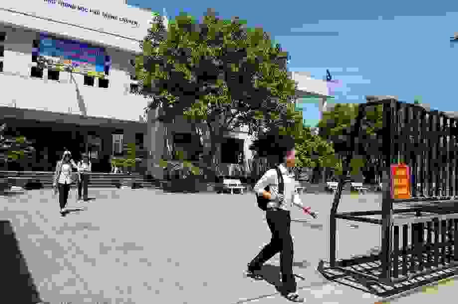 Quảng Nam tuyển 80% học sinh vào lớp 10 các trường công lập