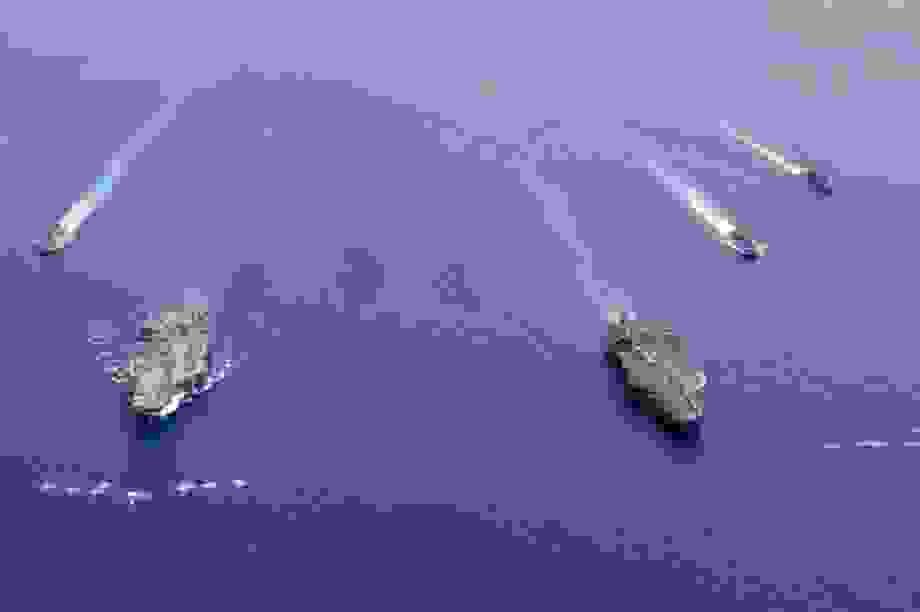 """Thách thức yêu sách ở Biển Đông, Mỹ """"giáng đòn ngoại giao"""" vào Trung Quốc"""