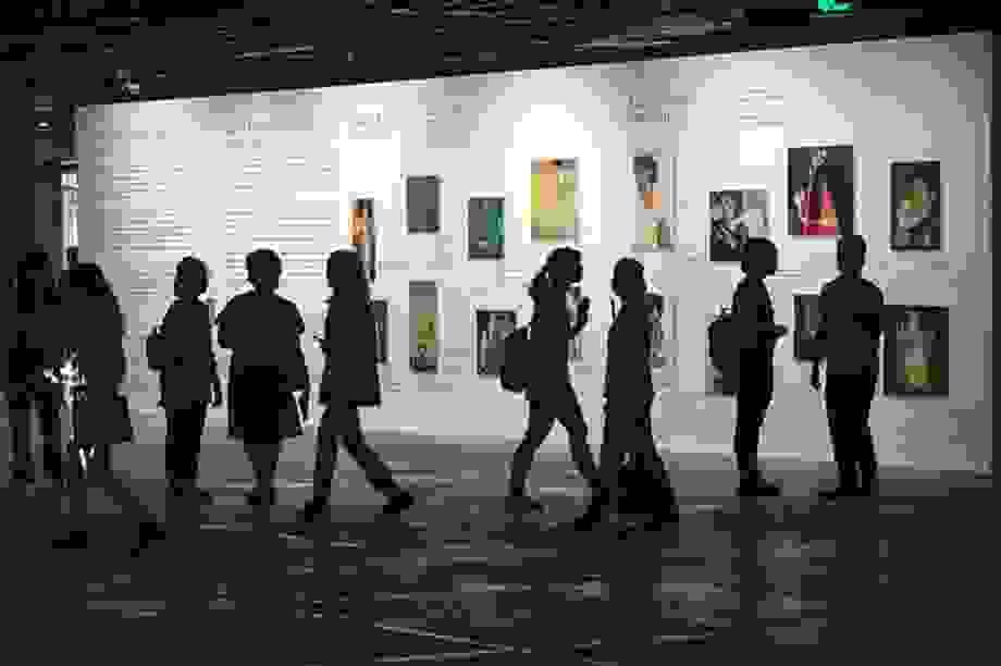 """Khám phá ẩn dụ """"khoảng cách"""" trong không gian nghệ thuật VCCA"""