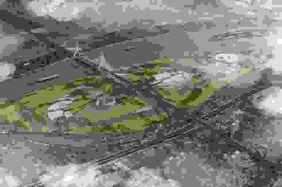 """Cầu Tứ Liên sẽ là biểu tượng mới của """"Thành phố vì hòa bình"""""""