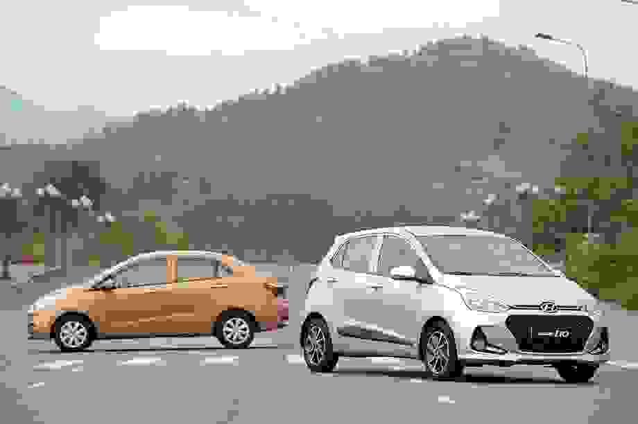 Grand i10 và Accent - xe chủ lực của Hyundai mất dần vị thế