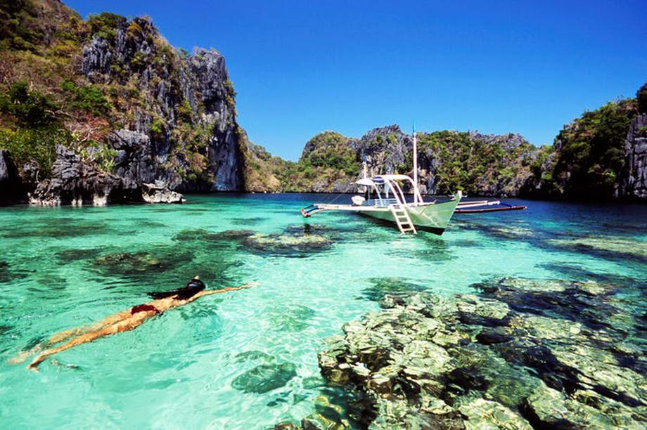 Khám phá hòn đảo đẹp nhất thế giới 2020