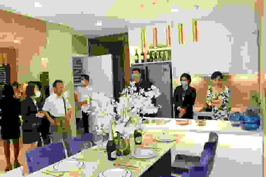Căn hộ Precia quận 2 hút khách tham quan nhờ những giá trị nội tại đắt giá