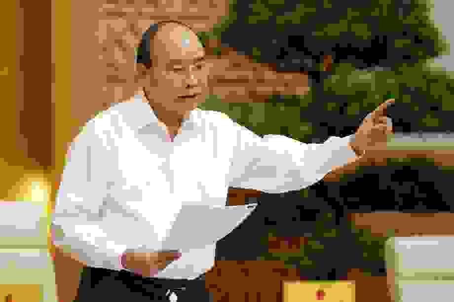 """Thủ tướng: """"Sờ gáy"""" người làm trực tiếp, truy trách nhiệm người đứng đầu!"""