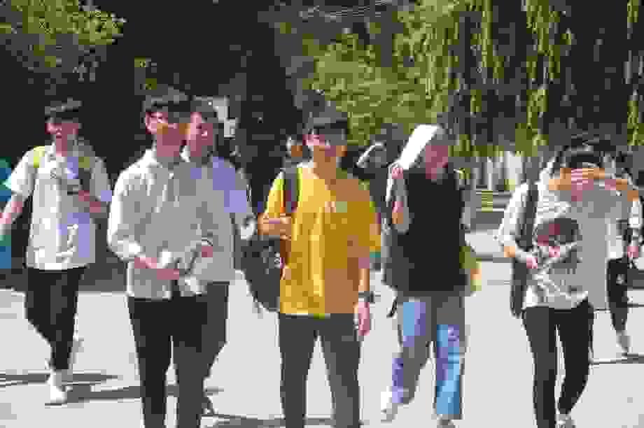 Thanh Hóa: Gần 460 thí sinh vắng trong buổi thi Toán tuyển sinh lớp 10 THPT