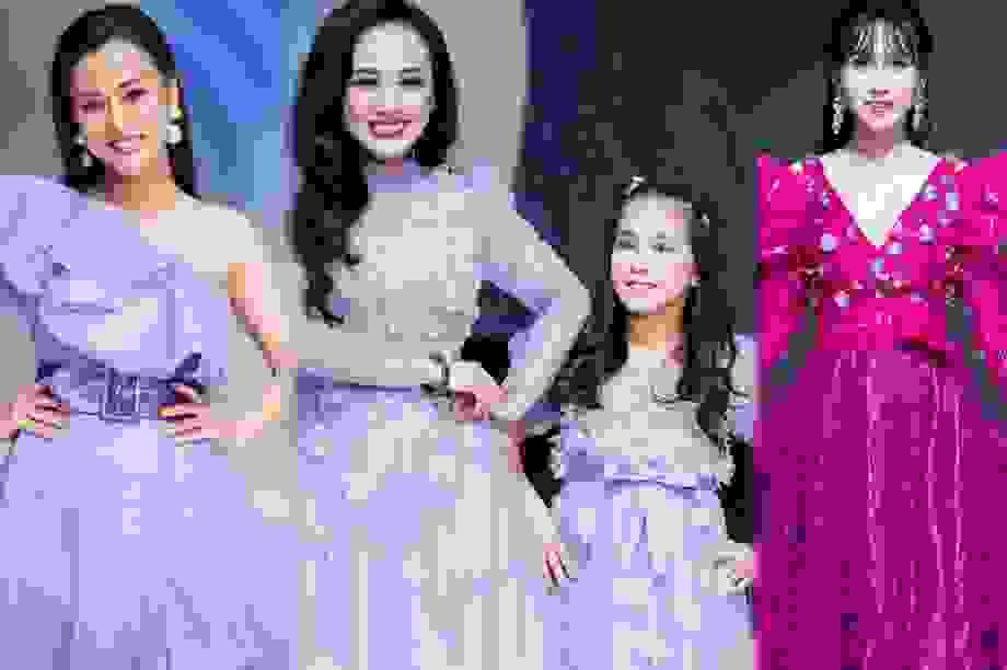 """""""Quỳnh Búp bê"""" Phương Oanh, BTV Hoài Anh cùng mỹ nhân chuyển giới catwalk"""