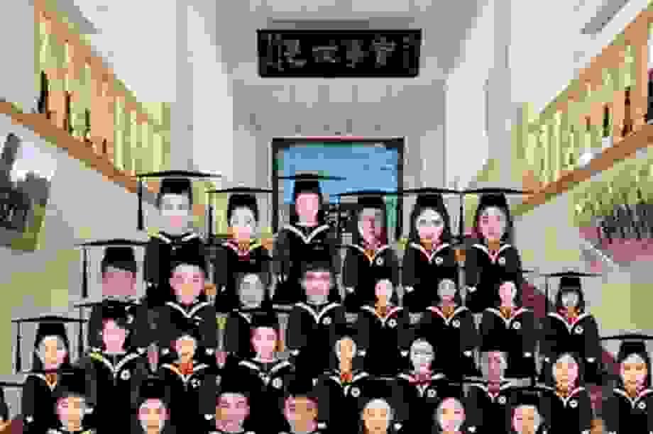 Lễ tốt nghiệp online sáng tạo của sinh viên Trung Quốc