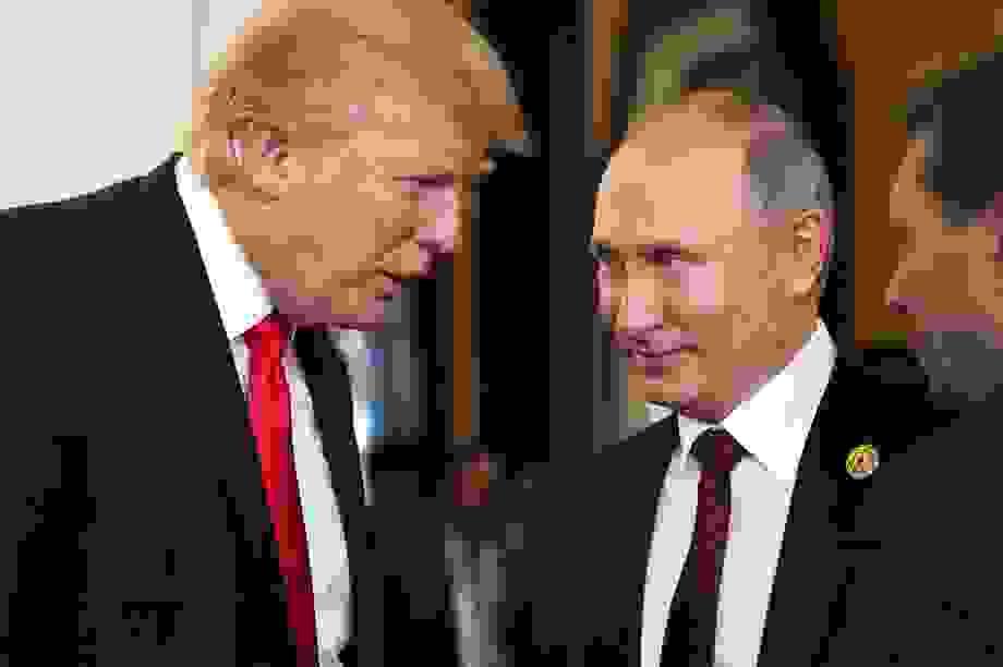 Trump - Putin điện đàm giữa lúc căng thẳng