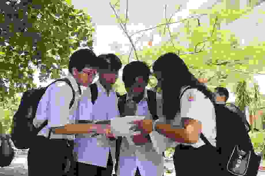 Phú Yên: Trường THPT chuyên Lương Văn Chánh công bố điểm chuẩn vào lớp 10