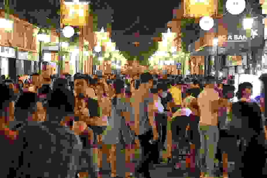 Hà Nội khuyến cáo du khách tránh tập trung đông tại cùng một thời điểm