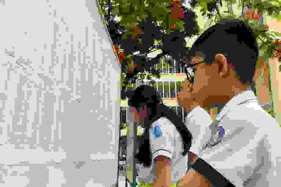 TPHCM: 57,6 điểm trúng tuyển vào lớp 6 Trường THPT chuyên Trần Đại Nghĩa