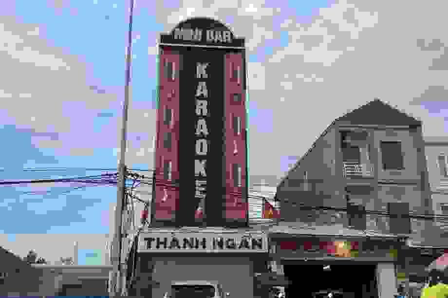 Đột kích quán karaoke, phát hiện 34 người dương tính với ma túy