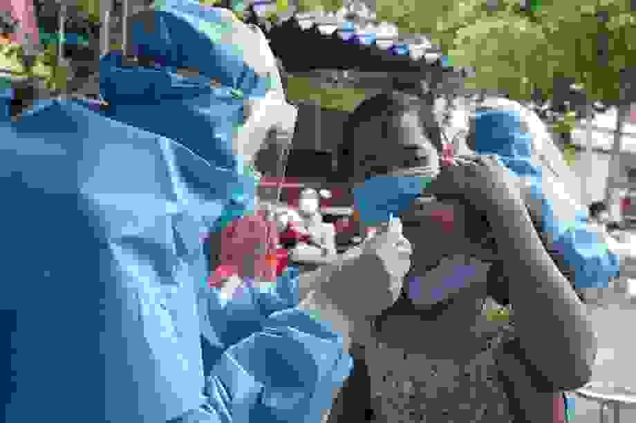 Bộ Y tế đề nghị BV Nhiệt đới Trung ương chi viện chống dịch cho Đà Nẵng