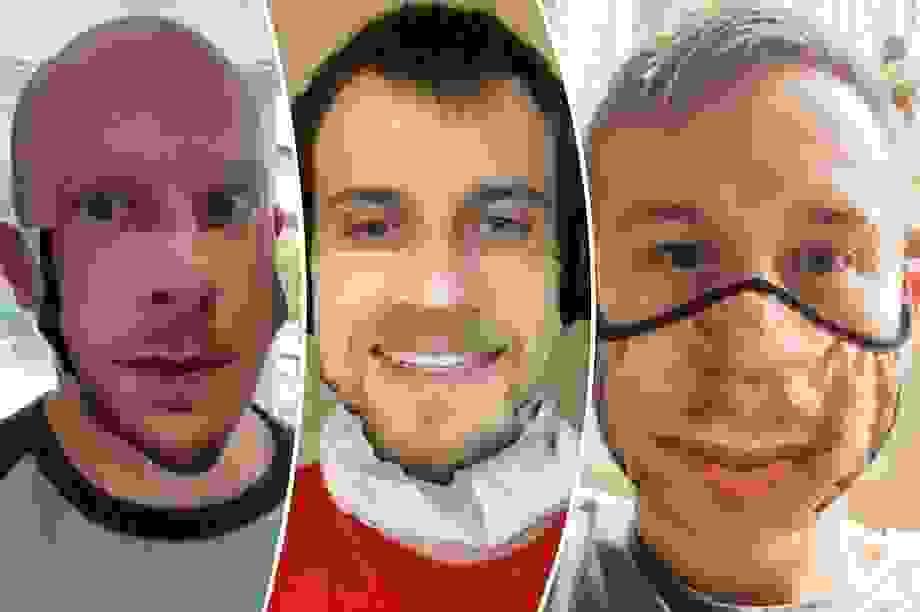 Khẩu trang hài hước: Giữa dịch bệnh, vẫn cần có nụ cười và sự lạc quan