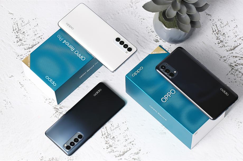 Oppo ra mắt bộ đôi điện thoại Reno4 và smart watch tại Việt Nam