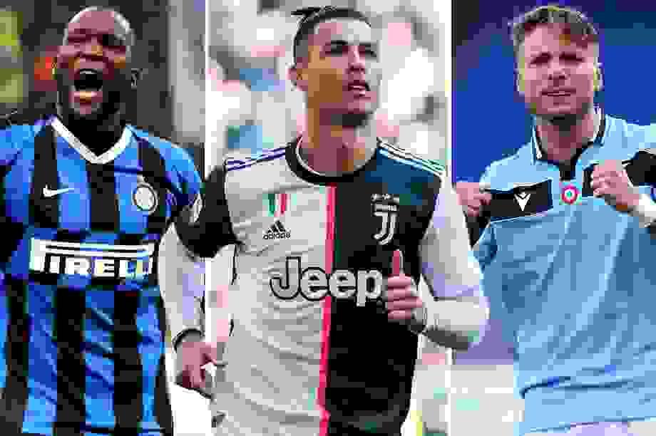 Đội hình tiêu biểu Serie A mùa 2019/20: Hàng công siêu khủng
