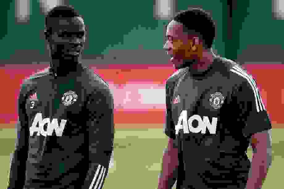 "Man Utd ""luyện công"" chuẩn bị trở lại Europa League"