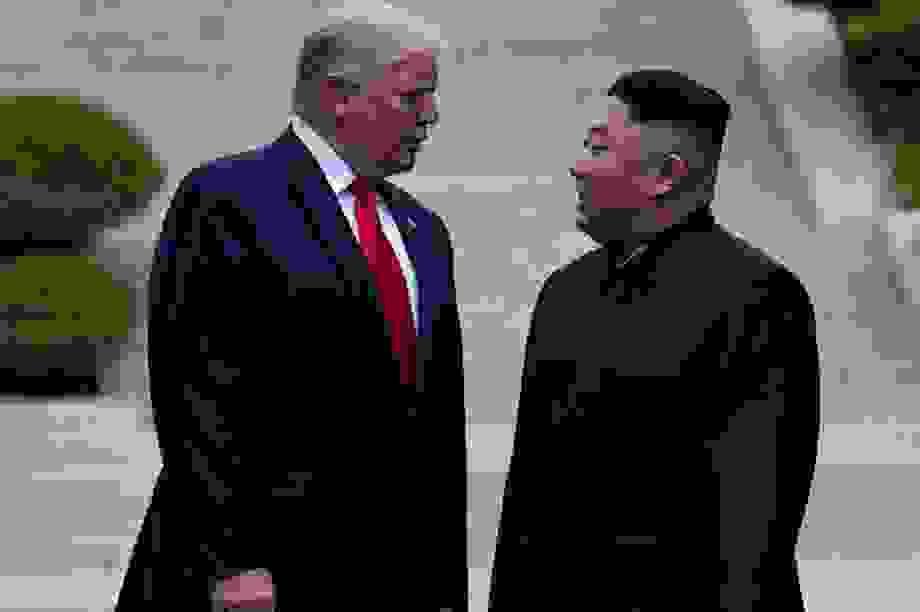 """Ông Trump có thể đặt cược vào """"lá bài"""" Triều Tiên để tái đắc cử"""