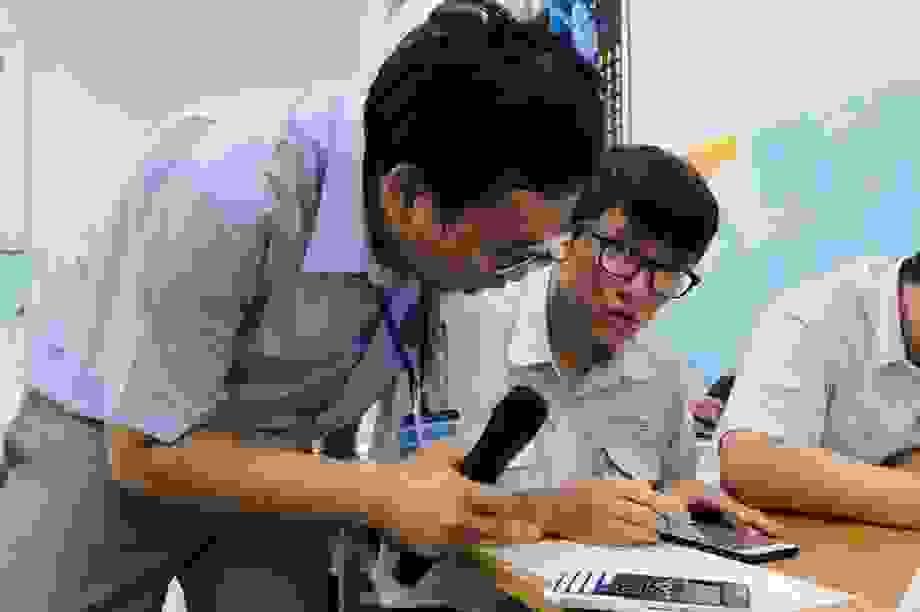 Cạnh tranh gay gắt để trở thành giáo viên ở TPHCM